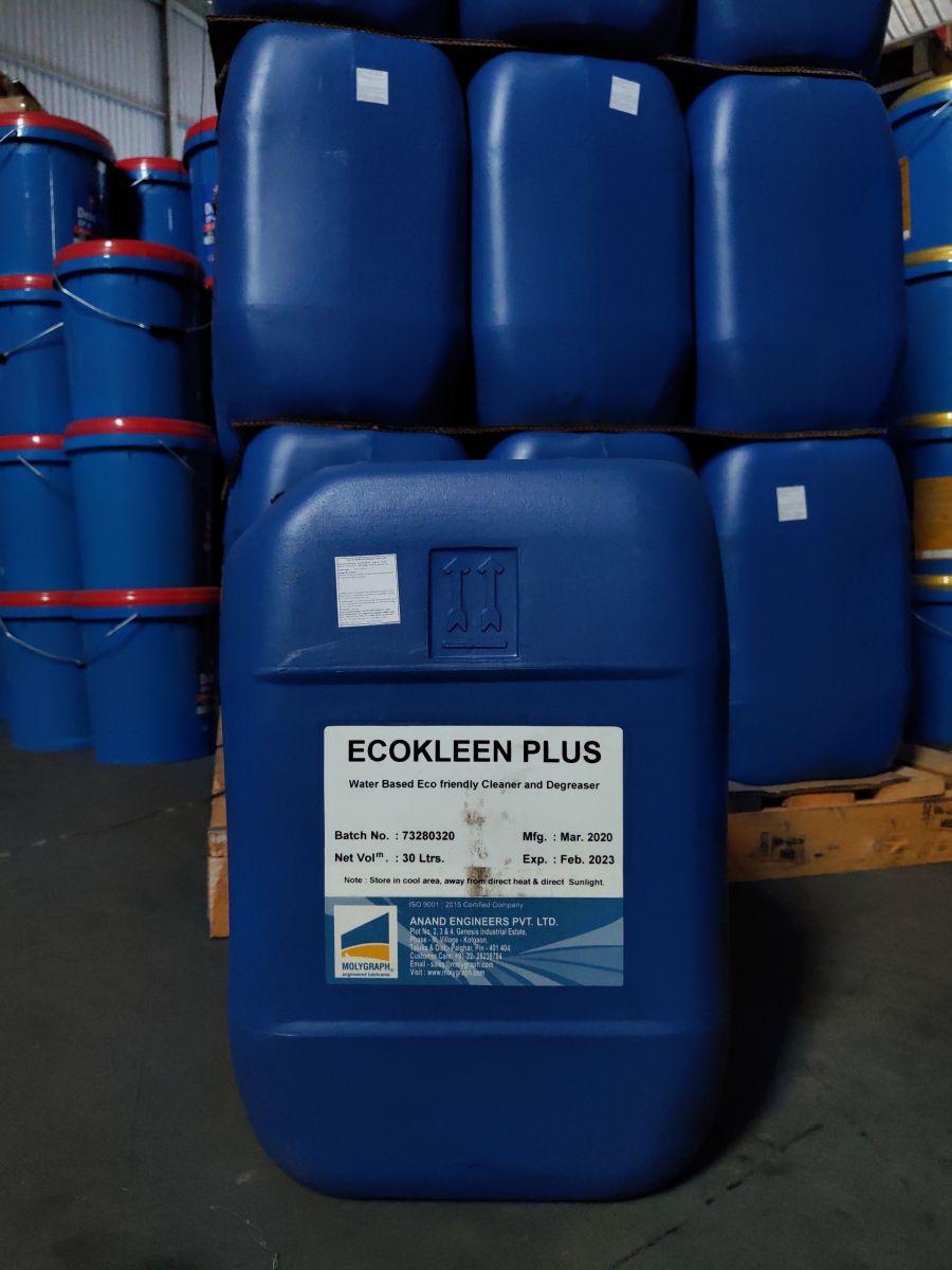 Hóa chất tẩy dầu mỡ Ecokleen Plus