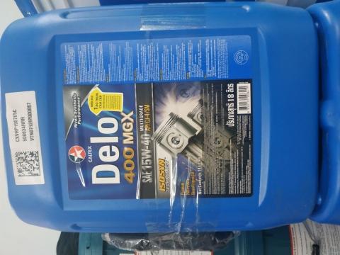 Nên mua dầu động cơ Caltex Delo 400 MGX ở đâu chính hãng, giá rẻ?