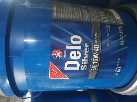 Nên mua dầu động cơ Caltex Delo Silver ở đâu chính hãng, giá rẻ?