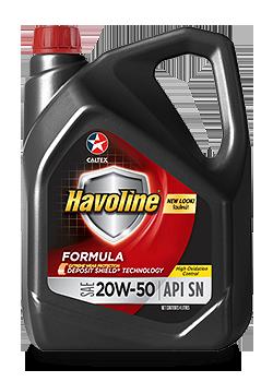havoline-formula-10w30-15w40-20w50