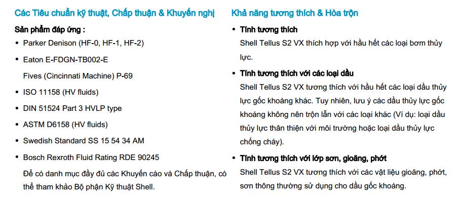 kha nang tuong thich shell tellus s2 vx
