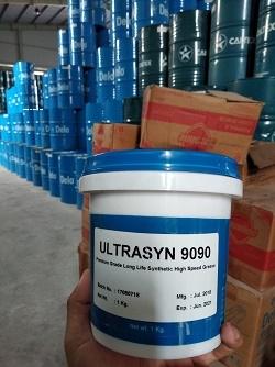 Mỡ bò Molygraph Ultrasyn 9090 - Gốc Barium Complex