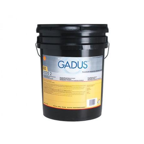 Mỡ bò Shell Gadus S3 V220C NLGI 2 / 3
