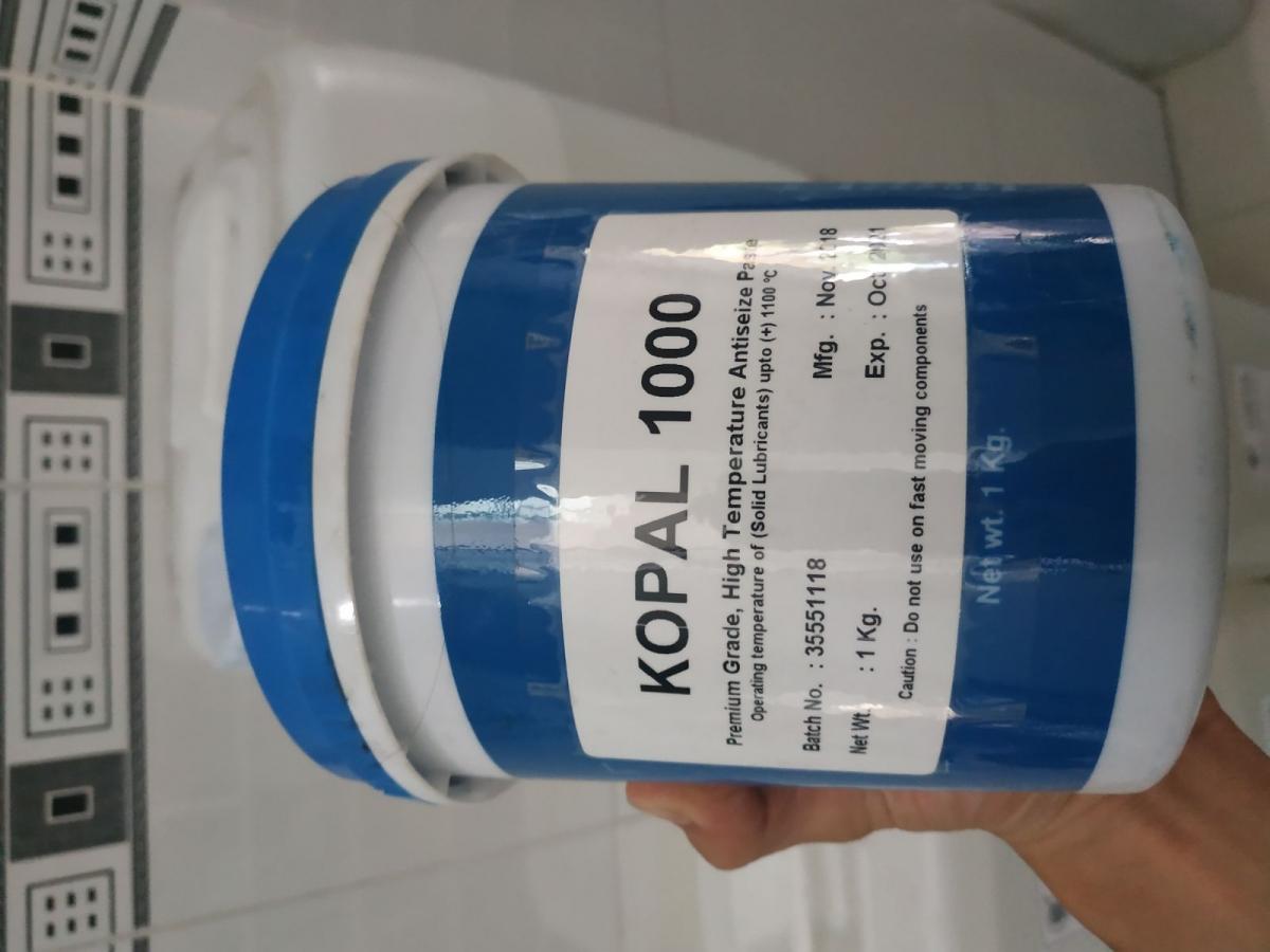 Mỡ đồng Molygraph Kopal 1000