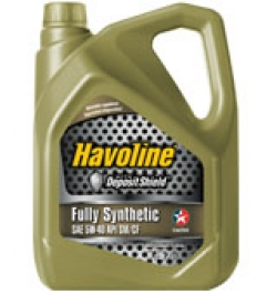DẦU NHỚT HAVOLINE FULLY SYNTHETIC ECO 5 (SN) SAE 5W-30