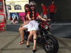 Caltex Havoline tổ chức cuộc thi xe gắn máy đẹp, độc và an toàn ( 18/11/2013 )